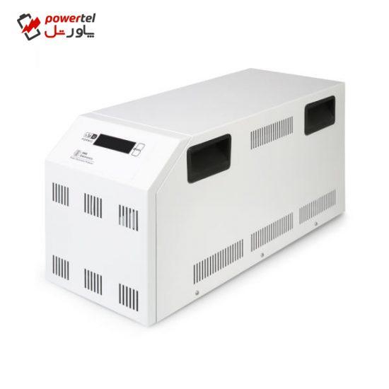 استابلایزر پرنیک مدل XI-7 ظرفیت 7000 ولت آمپر