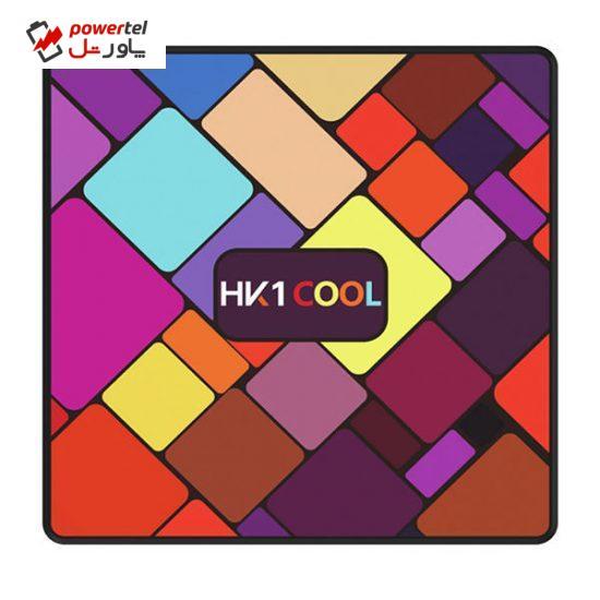 اندروید باکس مدل HK1 COOL 4/64