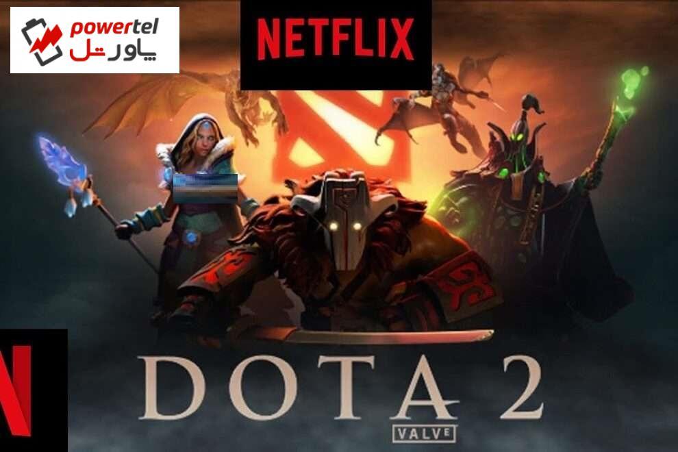 انیمه بازی DOTA: Dragon's Blood در راه است