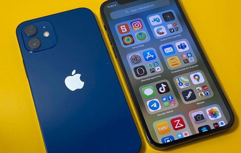 اپلیکیشنهای پیشفرض در iOS 14 با بهروزرسانی اپها به حالت اولیه برمیگردند