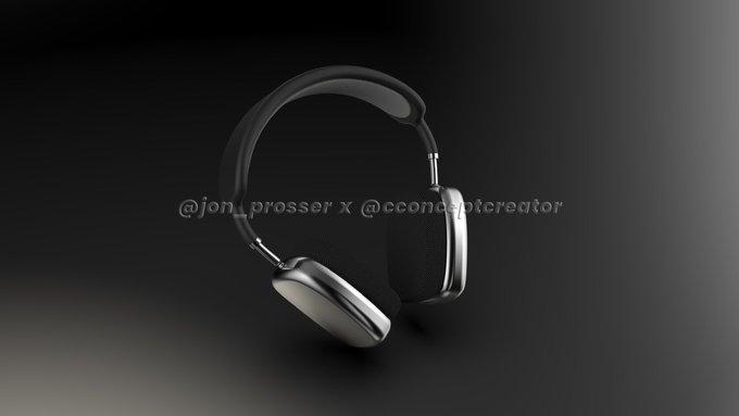 ایرپادز استودیو قابلیتی برای هماهنگی با اپل گلس خواهد داشت