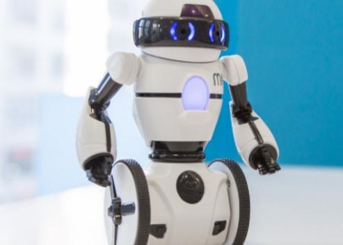 با مینی ربات خدمتکار «میپ» آشنا شوید