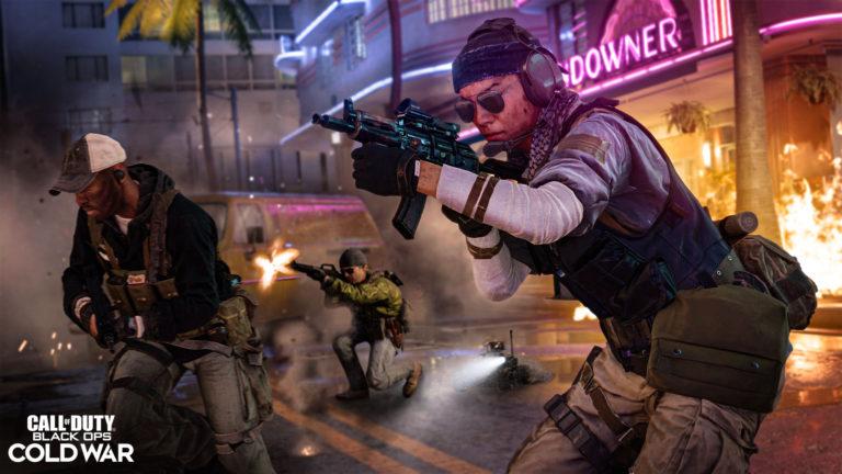 بخش چندنفره Call of Duty: Black Ops Cold War تنها ۸ نقشه دارد