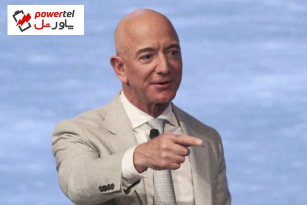 جف بزوس ثروتمندترین فرد دنیا در چهارمین سال متوالی