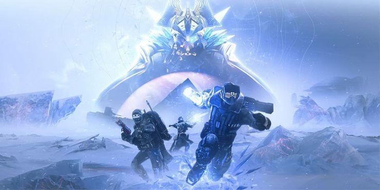 بهروزرسان جدید Destiny 2: Beyond Light منتشر شد