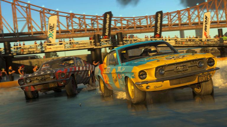 تریلری از گیمپلی بازی DiRT 5 منتشر شد