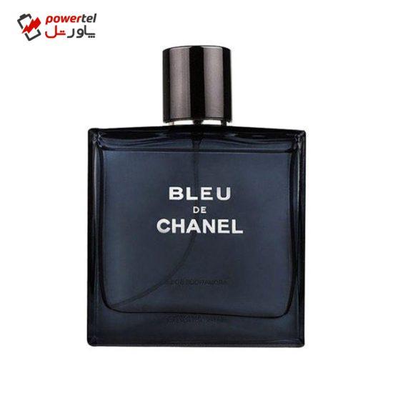 تستر ادو تویلت مردانه شانل مدل Bleu de Chanel حجم 100 میلی لیتر