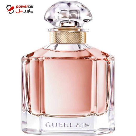 تستر ادو پرفیوم زنانه گرلن مدل Mon Guerlain حجم 100 میلی لیتر