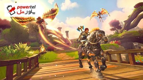جزئیاتی از بهروزرسانی بازی Immortals: Fenyx Rising منتشر شد