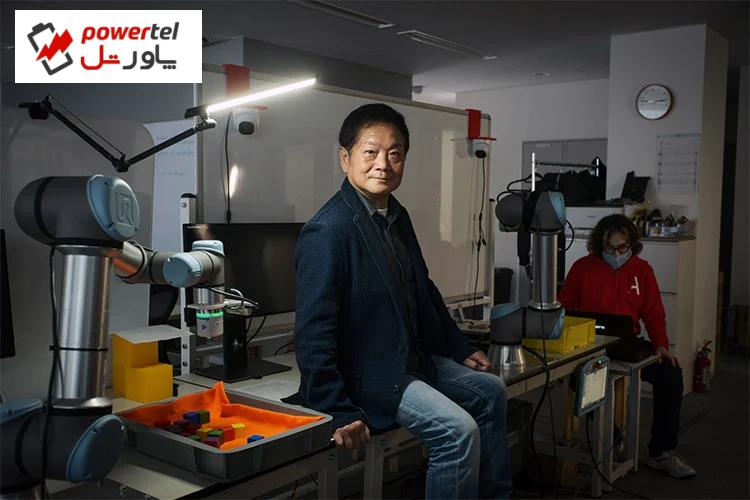 خالق پلی استیشن در بحران کرونا رباتهایی کارگر میسازد
