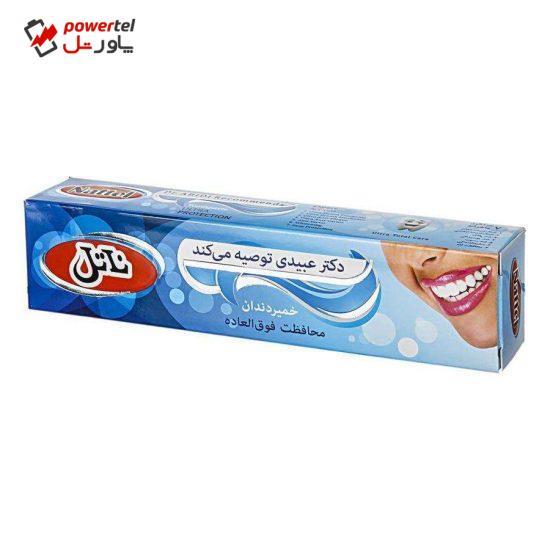 خمیر دندان ناتل مدل Ultra Protection حجم 65 میلی لیتر