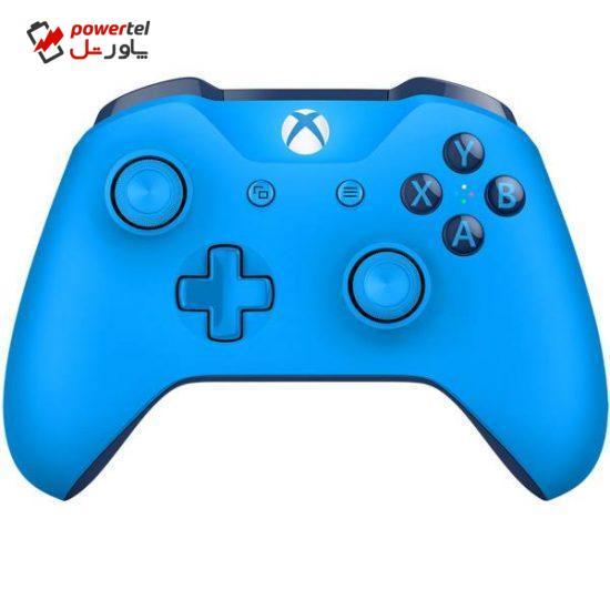 دسته بازی بی سیم مایکروسافت مناسب برای Xbox One S