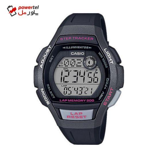 ساعت مچی دیجیتال کاسیو مدل LWS-2000H-1AVDF