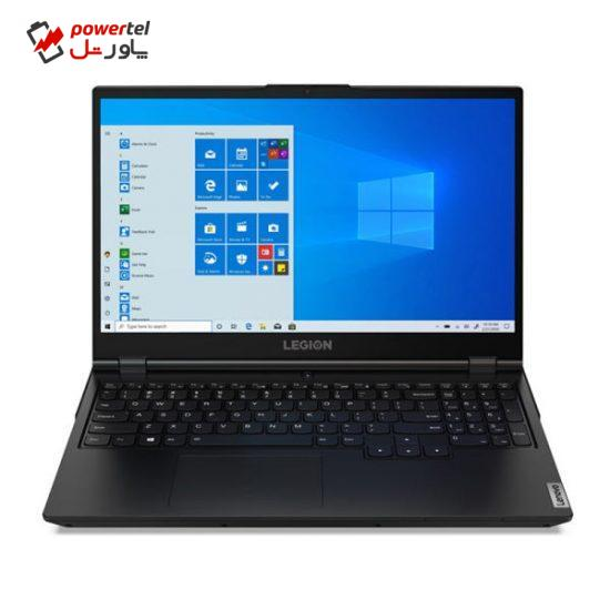 لپ تاپ 15 اینچی لنوو مدل legion 5 _ B