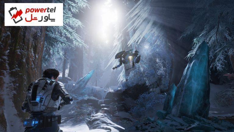 محتوایاضافه داستانی بازی Gears 5 منتشر شد