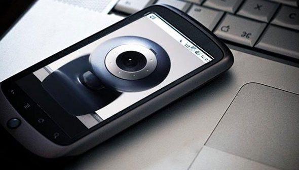 از گوشی خود به عنوان وبکم وایرلس استفاده کنید