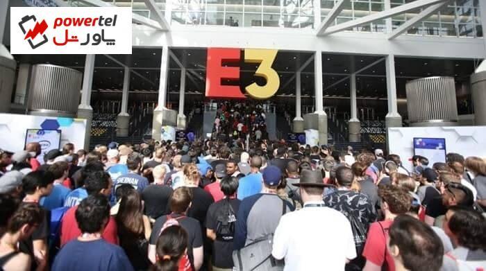 لغو مراسم حضوری E3 2021