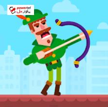 Bowmasters؛ بازی محبوب برای روزهای مبادای شما
