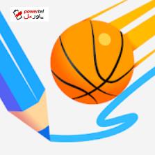 معرفی اپ – Dunk Line؛ بسکتبال بازی را روی گوشی تجربه کنید