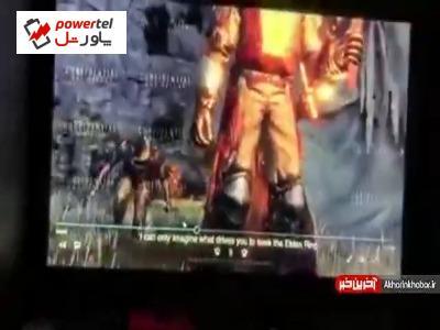 ویدیوهای کوتاهی از گیمپلی بازی Elden Ring فاش شد