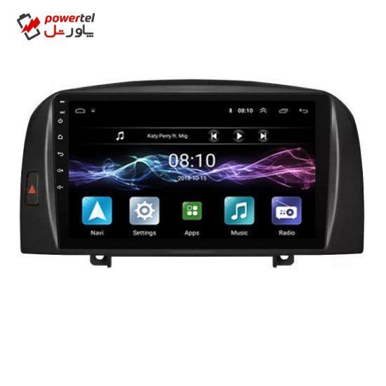 پخش کننده خودرو ووکس مدل NFC100Pro