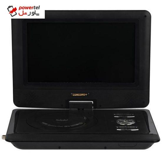 پخش کننده DVD کنکورد پلاس مدل PD-1120T2