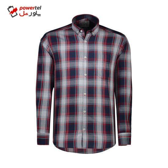 پیراهن آستین بلند مردانه زی مدل 1531357MC