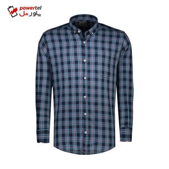 پیراهن آستین بلند مردانه زی مدل 1531368MC