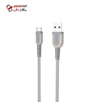 کابل تبدیل USB به USB-C پرودو مدل 12tubc  طول 1.2 متر