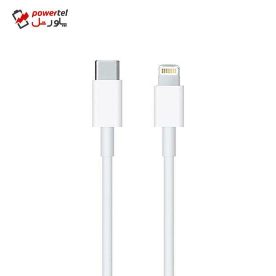 کابل تبدیل USB-C به لایتنینگ بوف مدل MQGJ2-2X طول 1 متر