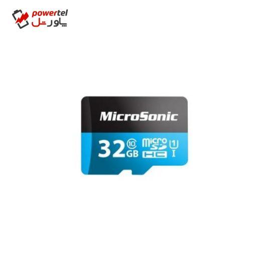 کارت حافظه microSDHC اچ پی مدل NC2010 کلاس 10 استاندارد U1 سرعت 80MBps ظرفیت 32 گیگابایت