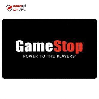 گیفت کارت 15 دلاری گیم استاپ مدل GS15