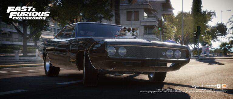بازی Fast and Furious Crossroads مشکلاتی دارد