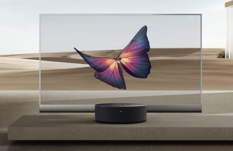 تلویزیون شیائومی Mi TV LUX OLED رسما معرفی شد