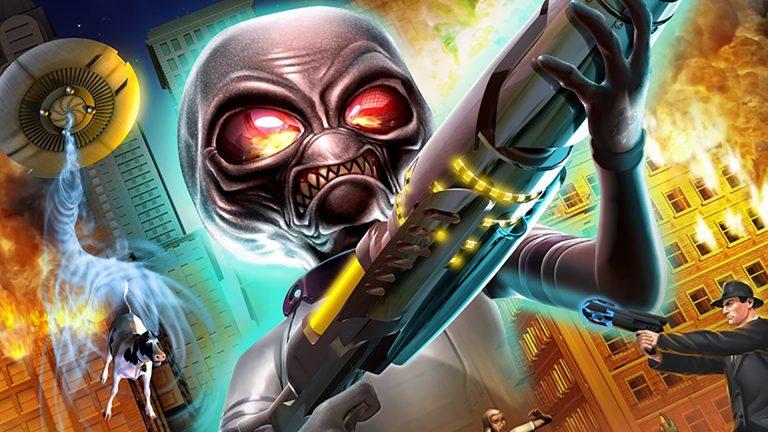 فروش بازی Destroy All Humans فراتر از انتظارات سازندگان بوده است