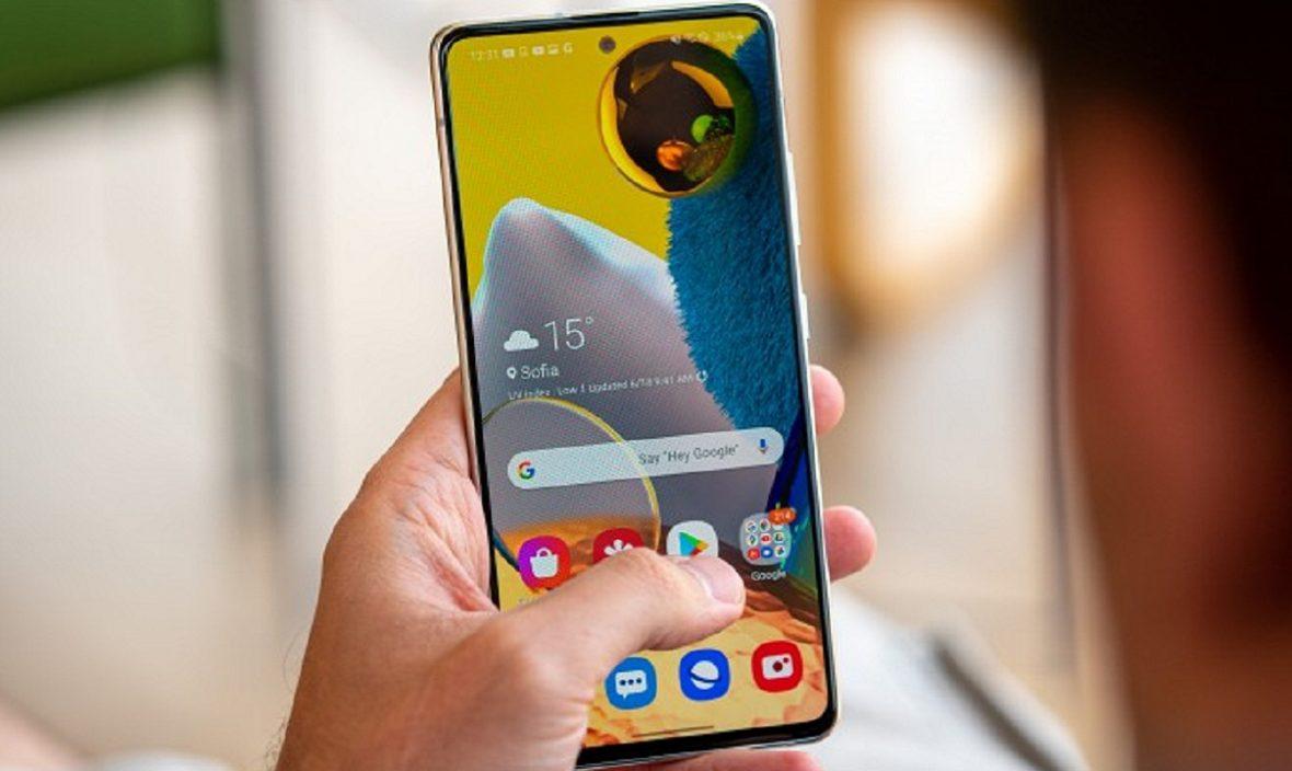 فروش نسخه 5G گوشی گلکسی A51 در اپراتور Verizon