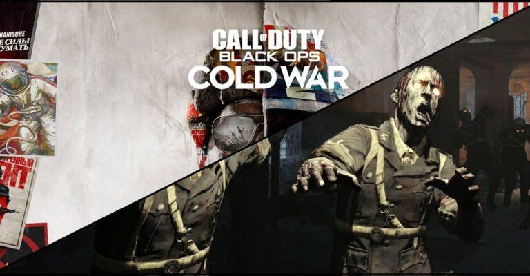 بازی Call of Duty: Black Ops Cold War شامل بخش زامبیها میشود