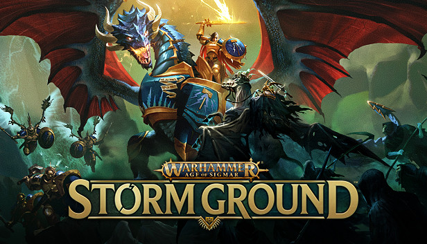 بازی Warhammer: Age of Sigmar Storm Ground معرفی شد
