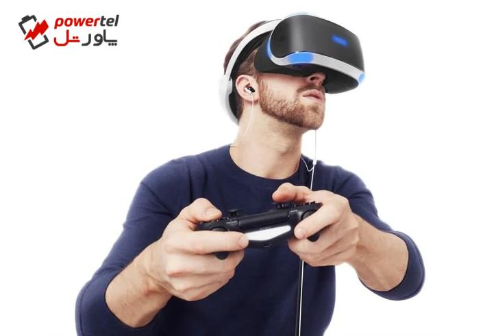 سونی بازیهای جدید هدست واقعیت مجازی پلیاستیشن را نمایش میدهد