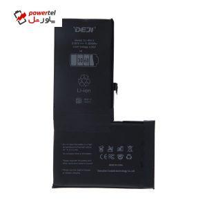 باتری موبایل دجی مدل DJ-IPHX ظرفیت 3060 میلی آمپر ساعت مناسب برای گوشی موبایل اپل iPhone X