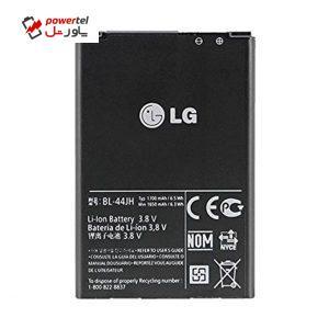 باتری گوشی مدل BL-44JH مناسب برای گوشی ال جی Optimus L7