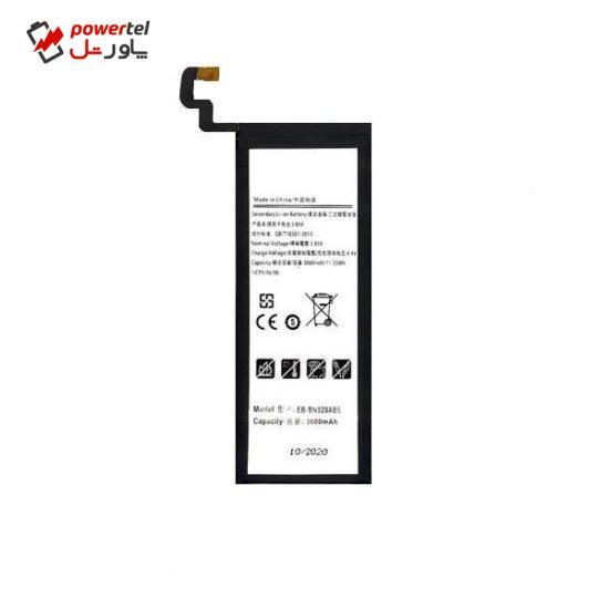 باتری موبایل کالفونا مدل Cal-SMNote4 ظرفیت 2400 میلی آمپر ساعت مناسب برای گوشی موبایل سامسونگ Galaxy Note 4