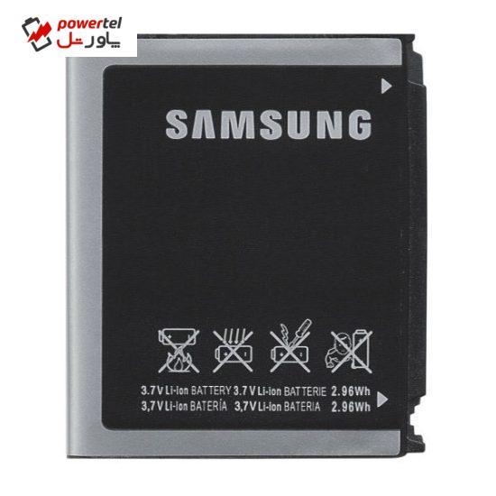 باتری موبایل مدل AB553446CU ظرفیت 1000 میلی آمپرساعت مناسب برای گوشی موبایل سامسونگ Galaxy F480