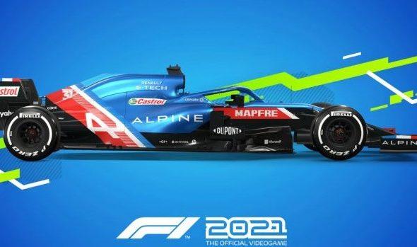سیستم مورد نیاز بازی F1 2021 اعلام شد