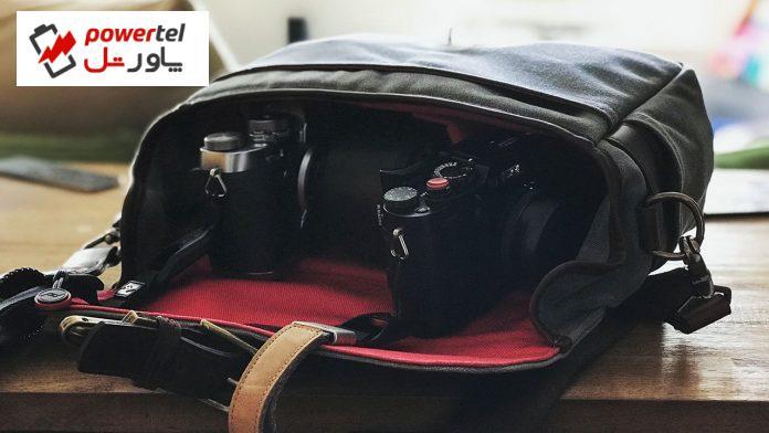 راهنمای خرید بهترین کیف های دوربین
