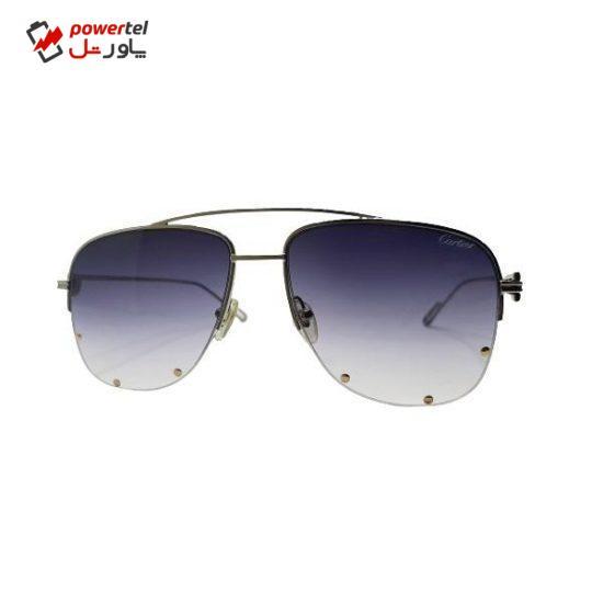 عینک آفتابی کارتیه مدل ESW00088c3