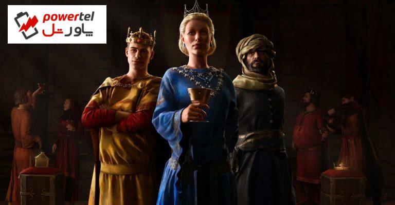بسته الحاقی جدیدی برای بازی Crusader Kings 3 معرفی شد