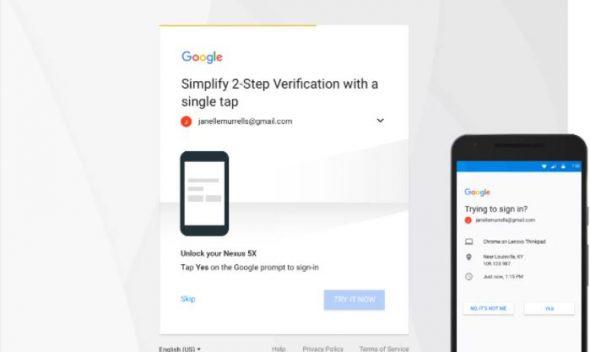 فعالسازی تایید دو مرحلهای گوگل به صورت پیشفرض خواهد شد