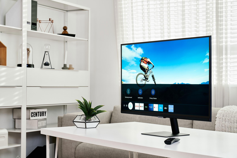 رونمایی سامسونگ از نمایشگر هوشمند 43 اینچی