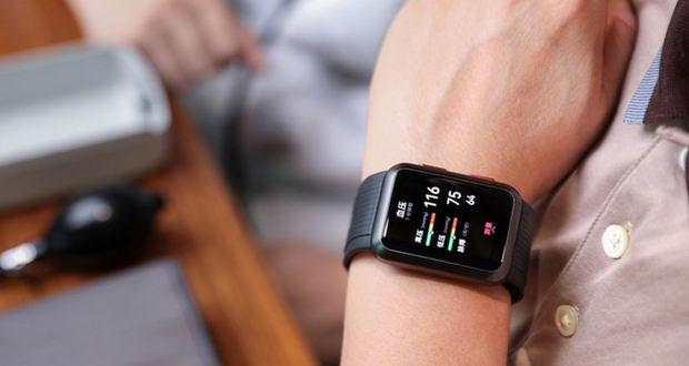 ساعت هوشمند هواوی با قابلیت سنجش فشار خون در راه است